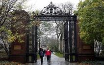 Yale buộc thôi học nhưng không nêu tên sinh viên trong đường dây 'chạy' trường