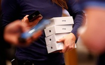 Qualcomm đại chiến Apple: iPhone vẫn được nhập vào Mỹ