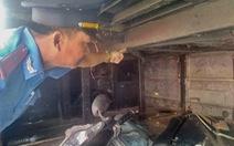 Nhiều xe khách ở TP.HCM thay đổi thiết kế dễ dẫn tới cháy nổ