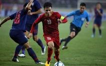 Tiền vệ Quang Hải tiếc vì U23 VN có thể thắng đậm U23 Thái Lan hơn