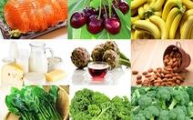 Những loại thực phẩm giúp cân bằng glucose huyết và cải thiện giấc ngủ