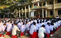 Hơn 300 học sinh Trường THPT Tiên Yên vẫn chưa đi học lại