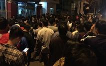Đà Nẵng: hỗn loạn tiêm chủng lúc rạng sáng, cảnh sát phải can thiệp