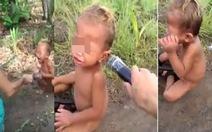 Vụ hành hạ bé trai Campuchia: Chưa xử được vì rắc rối pháp lý