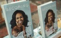 Hồi ký của Michelle Obama bán được 10 triệu bản