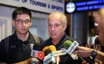 """HLV tuyển U23 Thái Lan 'xin lỗi và hứa sẽ...rút kinh nghiệm"""""""