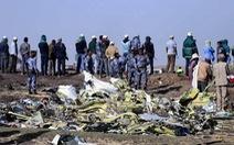Hệ thống tự động được kích hoạt vẫn không cứu được máy bay Ethiopia