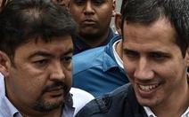 Venezuela cấm ông Juan Guaido tranh cử trong 15 năm