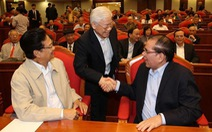 Tổng bí thư, Chủ tịch nước: 'Các nguyên lãnh đạo là chỗ dựa vững chắc cho Đảng'