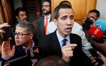 Lãnh đạo đối lập Venezuela tuyên bố quay về nước