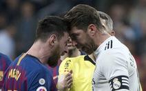 Sergio Ramos thừa nhận Real khó vô địch La Liga