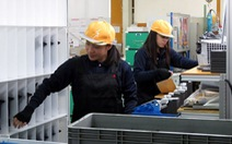 Nhiều thực tập sinh ở Nhật bỏ trốn vì lương thấp