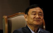 Vua Thái Lan thu hồi huân chương của ông Thaksin