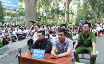 1.200 học sinh TP.HCM 'dự' phiên tòa xử vụ án ma túy