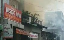 Cháy cửa hàng điện tử, một người tử vong tại Q.12