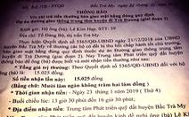 Dân không đến nhận 15.025 đồng tiền thưởng, sẽ trả lại Nhà nước