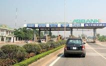 Truy thu chủ dự án BOT quốc lộ 2 gần 1,2 tỉ đồng