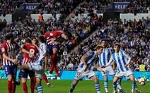 Morata tỏa sáng, Atletico kiên cường bám đuổi Barcelona