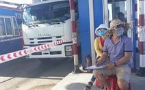 Dữ liệu đếm xe qua trạm BOT Ninh Lộc bị mất gần hết