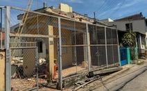 Đang tháo dỡ nhà, nam công nhân bị tường đè tử vong tại chỗ