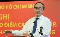TP.HCM sẽ xin ý kiến trung ương về họp chi bộ trực tuyến