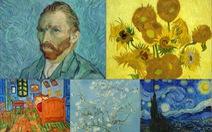 Lần đầu tiên xem tranh Van Gogh phiên bản số ở Việt Nam