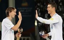 Luka Modric thừa nhận Real Madrid rất nhớ Cristiano Ronaldo