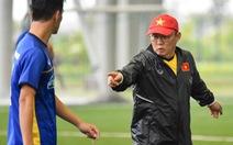 HLV Park Hang Seo dẫn dắt tuyển quốc gia lẫn U-22 Việt Nam