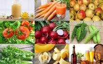 Những thực phẩm không dành cho người huyết áp thấp