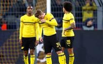 Bất lực trên sân nhà, Dortmund bị Tottenham loại khỏi Champions League