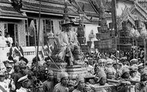 Nghi thức đăng cơ vua Thái diễn ra như thế nào?