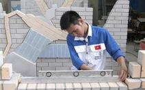 Việt Nam dự thi tay nghề thế giới ở 19 nghề