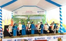 Asiatech: Công nghệ xử lý nước thải thân thiện môi trường