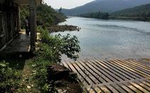 Dân lo vì đập thủy lợi xây cách khu dân cư 500m