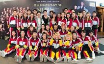 Vũ đoàn Bước Nhảy làm liveshow kỷ niệm 15 năm thành lập