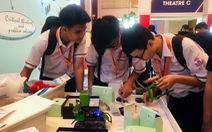 Đẩy mạnh ứng dụng công nghệ trong giáo dục
