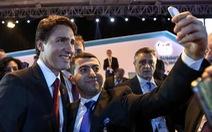 Thủ tướng Justin Trudeau và cái kết của 'chính trị selfie'?