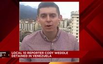 Nhà báo Mỹ bị bắt tại Venezuela đã được thả