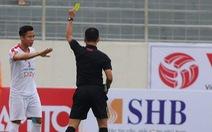 Ban điều hành V-League 'điểm danh' Quế Ngọc Hải