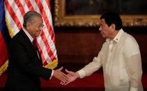 Malaysia, Philippines cam kết bảo đảm tự do đi lại trên Biển Đông