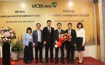Vietcombank Lào tổ chức Hội nghị triển khai nhiệm vụ kinh doanh năm 2019