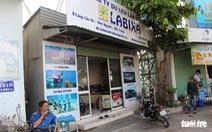 Ngưng hoạt động lặn biển lén lút của công ty Labixa