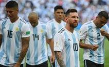 Hết 'chán', Messi trở lại đội tuyển Argentina
