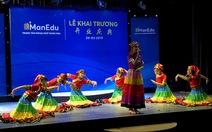 Ra mắt trường Hoa văn quốc tế ManEdu