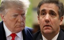 Cựu luật sư Cohen kiện, đòi tập đoàn Trump trả nợ 3,8 triệu USD