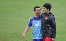 Quang Hải làm đội trưởng, trợ lý Lê Huy Khoa trở lại U-23 Việt Nam