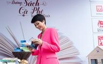 H'Hen Niê dự khai mạc đường sách tại Lễ hội cà phê Buôn Ma Thuột