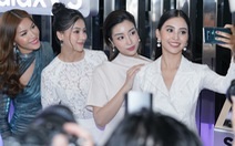 4 nàng hoa hậu xuất hiện tại sự kiện công nghệ lớn nhất nửa đầu năm