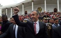 Mỹ công bố cáo buộc hình sự với Bộ trưởng Công nghiệp Venezuela