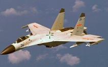 Đài Loan tố Trung Quốc điều 2 chiến đấu cơ khiêu khích ở eo biển Đài Loan
